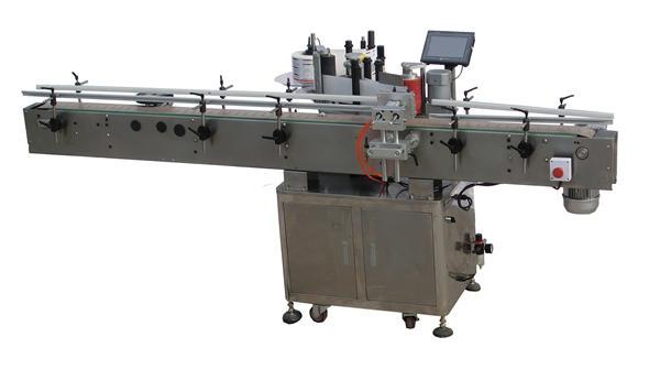 Fabricant de machine à étiquettes de positionnement automatique de bouteilles
