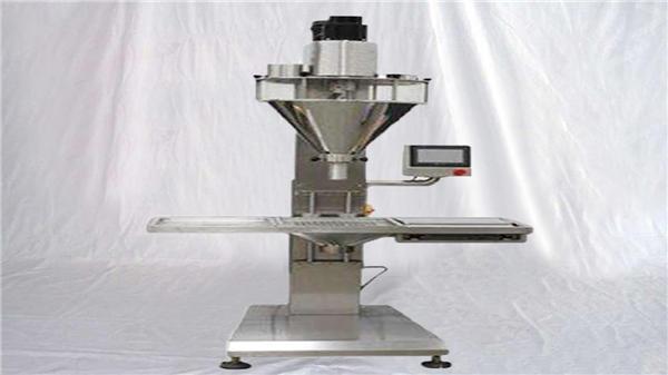 Machine de remplissage manuelle de poudre