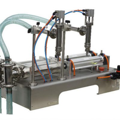 Précision de remplissage élevée de machine de remplissage de miel semi-automatique