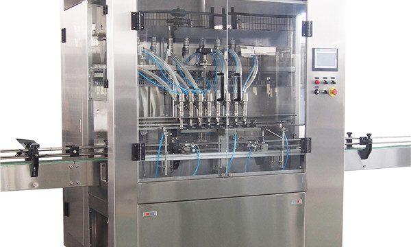 Machine de remplissage de liquide vaisselle