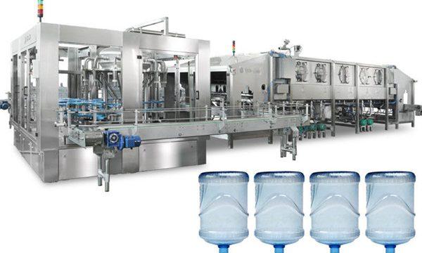 Machine de remplissage de bouteilles de 5 gallons