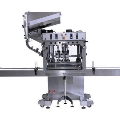 Machine de capsulage de bouteille automatique Fabricant