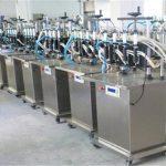 Machine de remplissage de bouteilles automatique pour le parfum