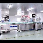 Machine de remplissage et de capsulage automatique de crème