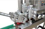 Machine de capsulage de broche linéaire