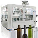 Machine de remplissage liquide en canette de bière