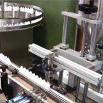 Machine de capsulage remplissante de bouteille automatique chimique
