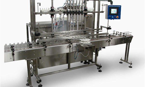Machine de remplissage de bouteilles de savon liquide automatique
