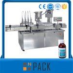 Machine de remplissage liquide de vide de prix concurrentiel de la Chine