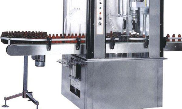 Machine de remplissage de capsules de capsulage de bouteilles à grande vitesse