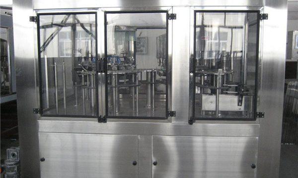 Petite machine de remplissage liquide de machine de remplissage pneumatique, prix semi automatique de machine de remplissage
