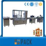 Machine de remplissage liquide de bouteille de miel automatique de fournisseur de la Chine