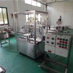Machine de remplissage liquide automatique à haute viscosité