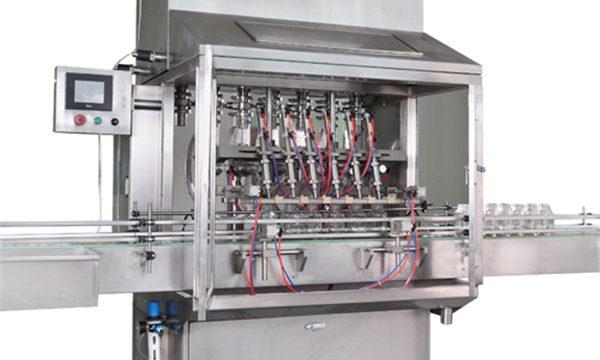 Chaîne de production remplissante d'huile de moteur de voiture complète propre de Sina Ekato, machine de remplissage d'huile