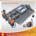 Prix des produits de Chine Fournisseur de machine de remplissage de liquide de petite bouteille