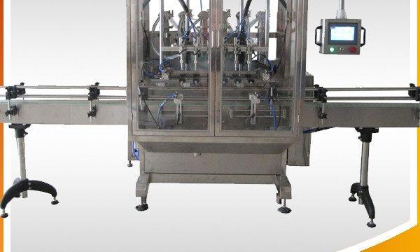Huile de remplissage automatique à l'huile d'olive et à la crème et liquide