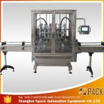 Machine de remplissage liquide de bouteille de gravité de débordement automatique