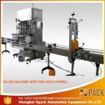 Type d'équipement remplissant la machine de remplissage liquide orale avec le bas prix