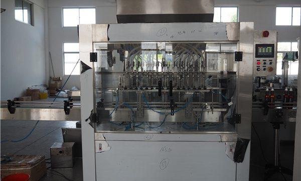Machine de remplissage d'huile automatique de fabricant professionnel