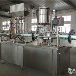 Machine de remplissage d'huile de noix de coco de haute technologie de fabricant concurrentiel