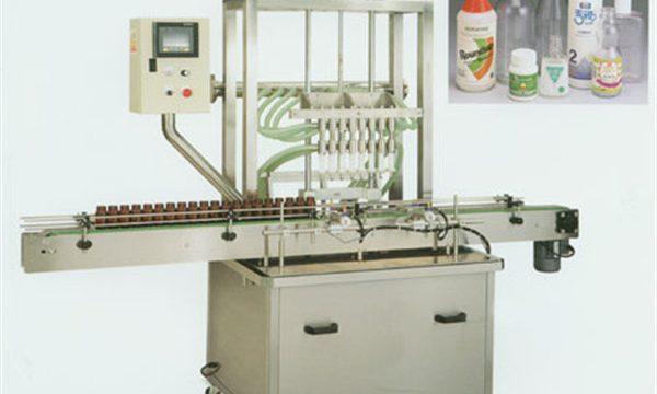 Type de machine de remplissage liquide de gravité de la Chine de qualité supérieure