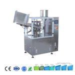 Fabricants de machines à emballer de remplissage de tubes de crème