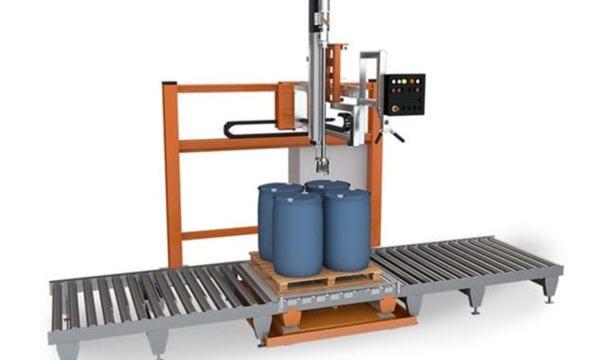 Machine de remplissage liquide de tambour de 200L