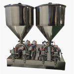 Machine de remplissage de crème semi-automatique durable