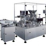 Machine de remplissage pour injection de poudre sèche