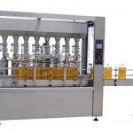 Machine de remplissage d'huile de lubrification / huile comestible automatique de haute précision 2000ml-5000ml