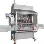 Machine de remplissage de miel de 6 têtes