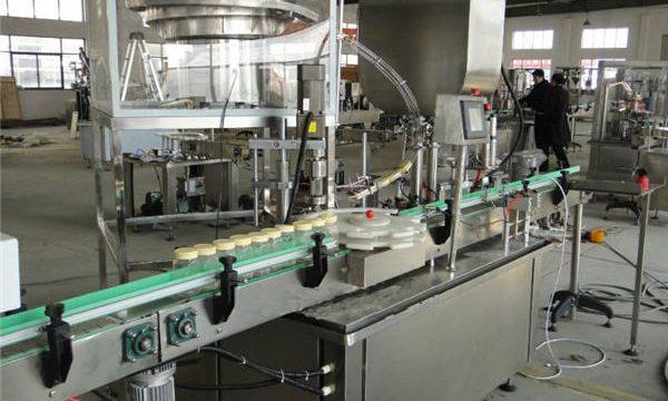Machine de remplissage de miel de fleur de Lungan