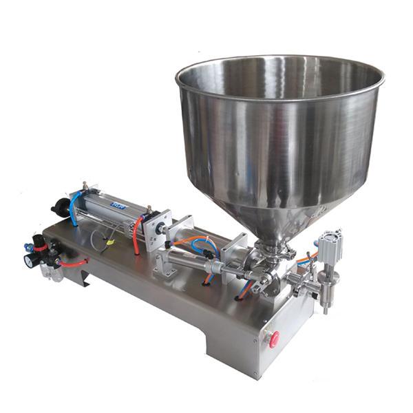 Machine de remplissage manuelle de miel à haute efficacité