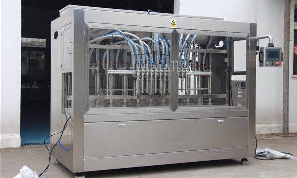 Machine de remplissage de miel entièrement automatique en bouteilles