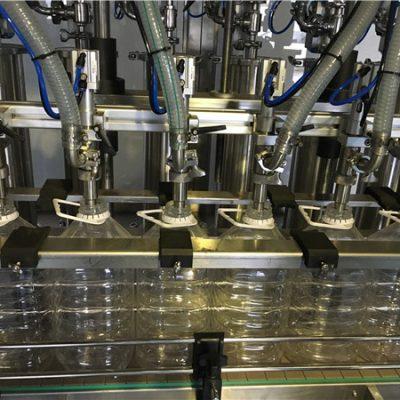 Machine de remplissage automatique d'huile végétale du prix usine 5L concurrentiel