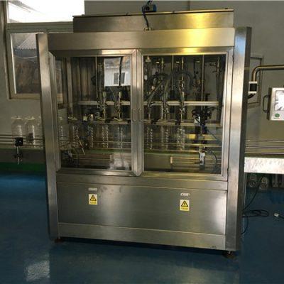 Chine type linéaire machine de remplissage d'huile comestible