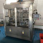 Machine de remplissage de sauce de bouteille en verre