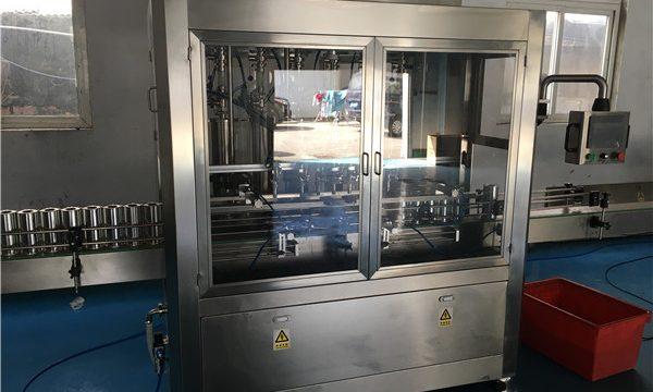Machine de remplissage automatique de haute qualité de sauces
