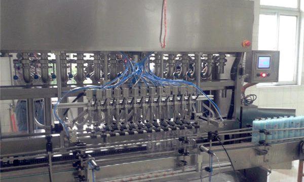 Machine de remplissage de confiture à 8 têtes