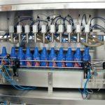 Machine de remplissage et de capsulage automatique d'huile d'olive