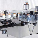 Machine de marquage de surface de bouteille de parfum en verre