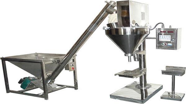 Poudre complètement automatique d'albumine ou machine de remplissage sèche de poudre