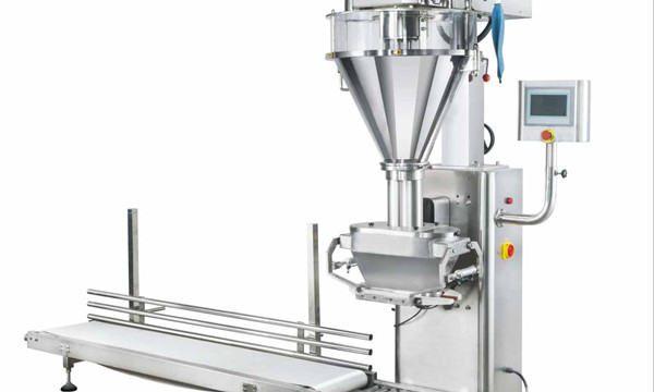 Machine de remplissage de poudre semi-automatique Mmilk