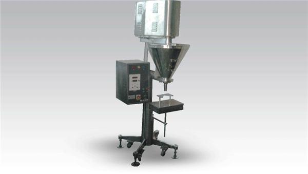 Machine de remplissage manuelle de poudre à grande dose