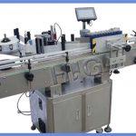Fabricant automatique de machine à étiquettes de bouteille ronde de NPACK avec l'imprimante