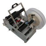 Machine à étiquettes semi automatique d'usine de bouteilles