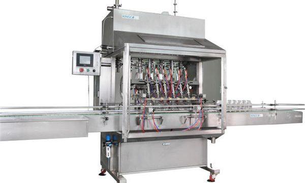 Machine de remplissage de sauce de soja légère sans sucre