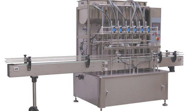 Machine de remplissage de piston liquide en gros entièrement automatique de shampooing