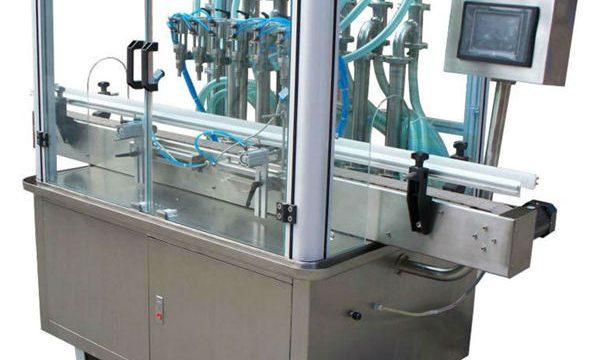 Machine de remplissage liquide de vide de shampooing automatique