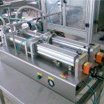 Machine de remplissage de shampooing liquide de doubles buses de bonne qualité